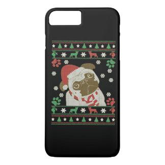 ボストンテリア-メリークリスマス iPhone 8 PLUS/7 PLUSケース