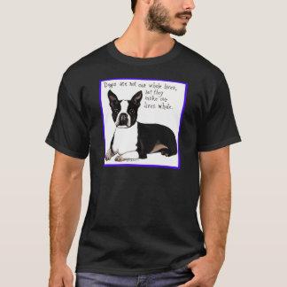 ボストンテリア Tシャツ