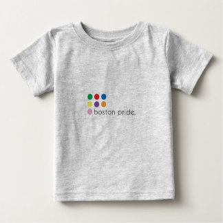 ボストンプライドのベビー ベビーTシャツ