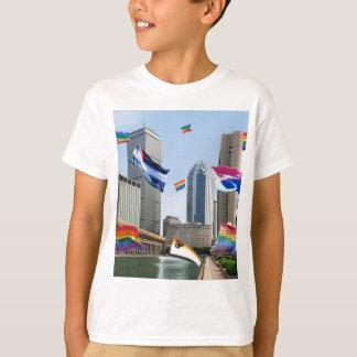 ボストンプライド Tシャツ