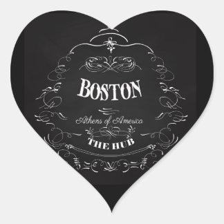 ボストンマサチューセッツ-アメリカのアテネ ハートシール