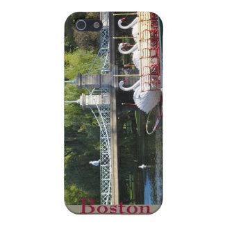 ボストン公共庭のiPhone 5の場合 iPhone 5 カバー