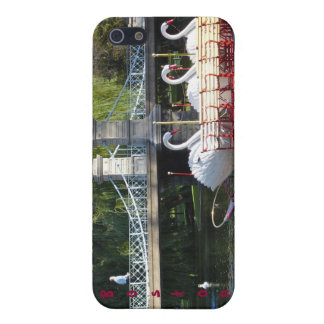 ボストン公共庭のiPhone 5の場合 iPhone 5 Cover