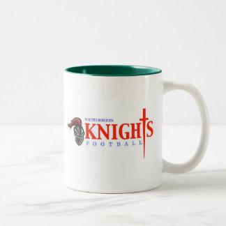 ボストン南騎士 ツートーンマグカップ
