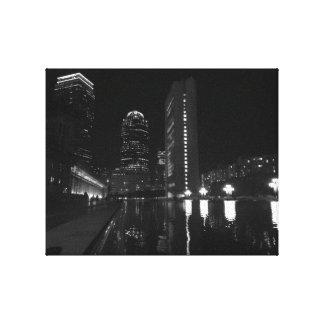 ボストン反射のプールのキャンバスのプリント キャンバスプリント