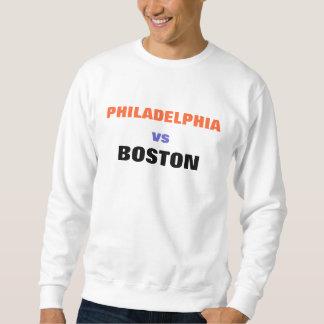 ボストン対フィラデルヒィア スウェットシャツ