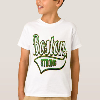 ボストン強いアイルランドの緑 Tシャツ