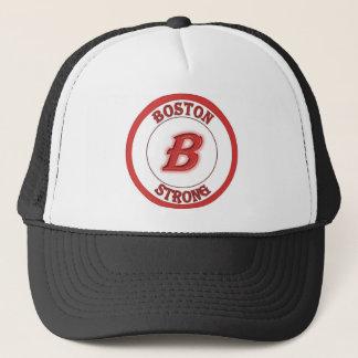 ボストン強いトラック運転手の帽子 キャップ