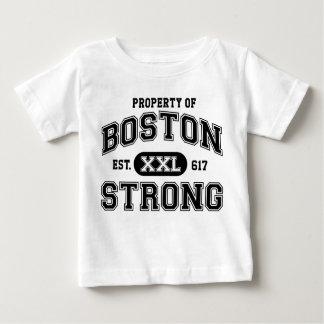 ボストン強いワイシャツの特性 ベビーTシャツ