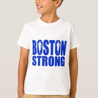 ボストン強い青 Tシャツ