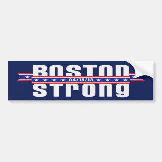 ボストン強い2013年4月15日 バンパーステッカー