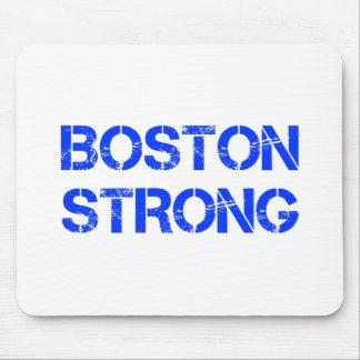 ボストン強帽子blue.png マウスパッド