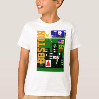 ボストン新しいTシャツはスポーツのギフトをからかいます Tシャツ