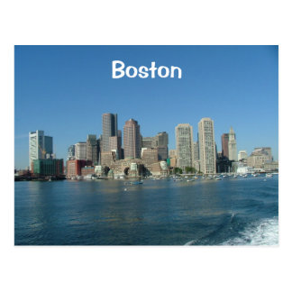 ボストン水辺地帯 ポストカード