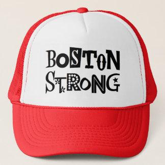 ボストン赤と白強い球の帽子 キャップ