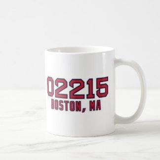 ボストン郵便番号 コーヒーマグカップ