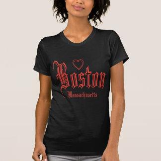 ボストン黒いTシャツ Tシャツ