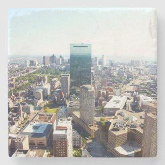 ボストン2の空中写真 ストーンコースター