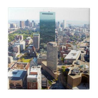 ボストン2の空中写真 タイル