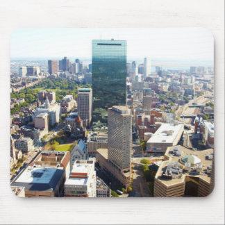 ボストン2の空中写真 マウスパッド