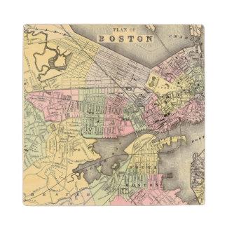ボストン3 ウッドコースター