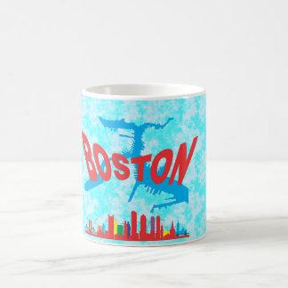 ボストン コーヒーマグカップ