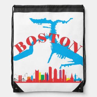 ボストン ナップサック