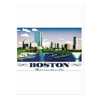 ボストン、マサチューセッツ ポストカード