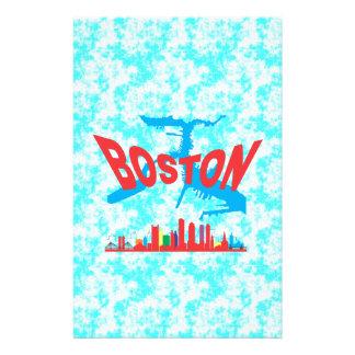 ボストン 便箋