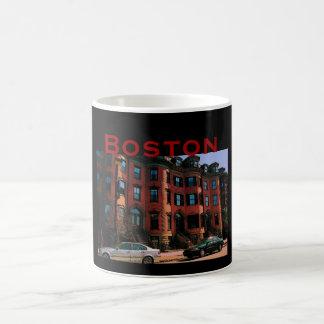 ボストン(背部湾)マグ コーヒーマグカップ