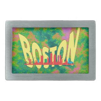 ボストン 長方形ベルトバックル