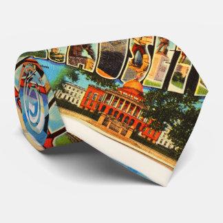 ボストン#2マサチューセッツMAヴィンテージ旅行記念品 ネックウェアー