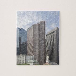 ボストン、Faneuilホールの市場からのMA ジグソーパズル