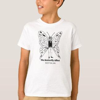 ボストンBAの子供のティー Tシャツ