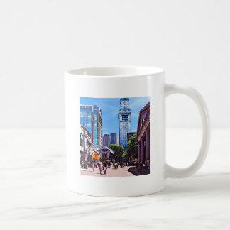 ボストンMA -クインシーの市場 コーヒーマグカップ
