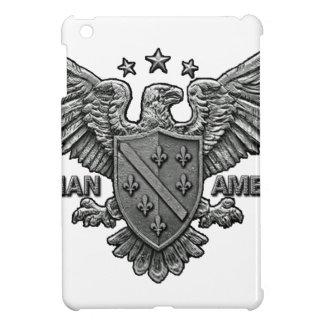 ボスニアのアメリカ人の服装 iPad MINIケース