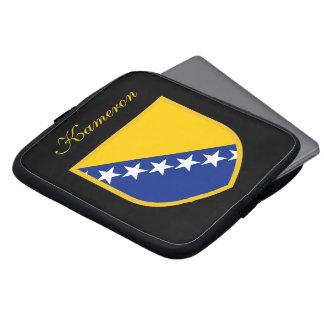 ボスニアの旗 ラップトップスリーブ