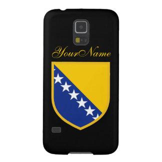 ボスニアの旗 GALAXY S5 ケース