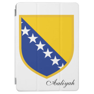ボスニアの旗 iPad AIR カバー