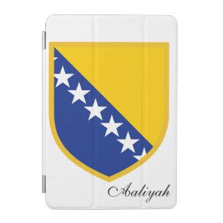 ボスニアの旗 iPad MINIカバー