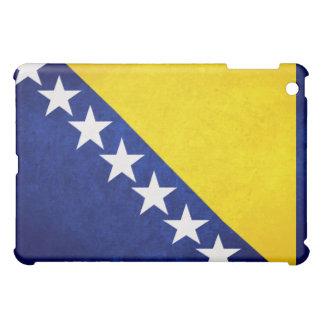 ボスニアの旗 iPad MINIケース