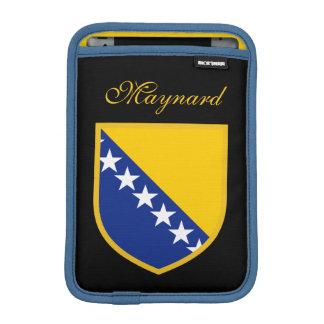 ボスニアの旗 iPad MINIスリーブ