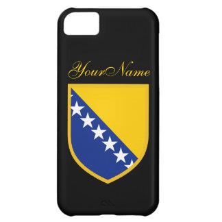 ボスニアの旗 iPhone5Cケース