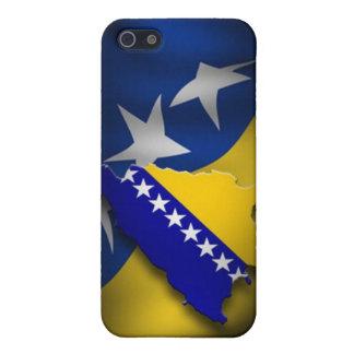 ボスニアの旗 iPhone 5 CASE