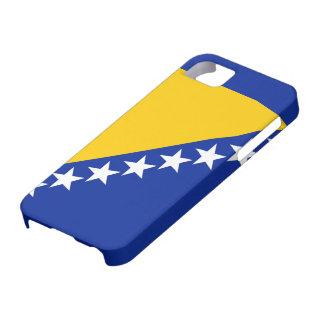 ボスニアの旗 iPhone 5 Case-Mate ケース