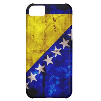 ボスニアの風化させた旗 iPhone 5C ケース