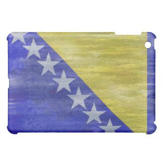 ボスニア及びヘルツェゴビナの動揺してな旗 iPad MINIケース