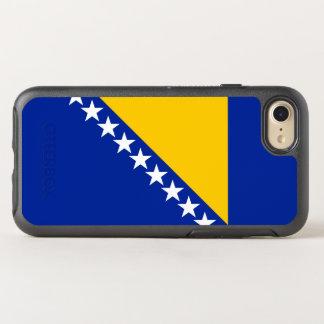 ボスニア・ヘルツェゴビナのオッターボックスの場合の旗 オッターボックスシンメトリーiPhone 8/7 ケース