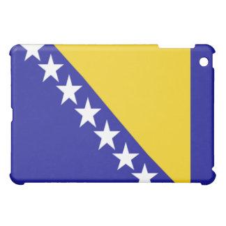 ボスニア・ヘルツェゴビナの旗 iPad MINIケース
