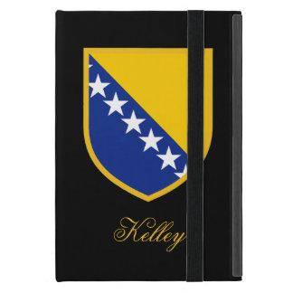 ボスニア・ヘルツェゴビナの旗 iPad MINI ケース